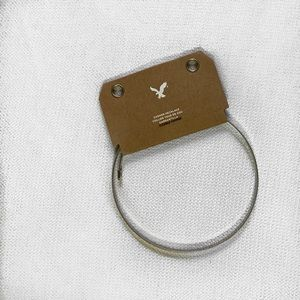 American Eagle Outfitters NWT Silver Choker